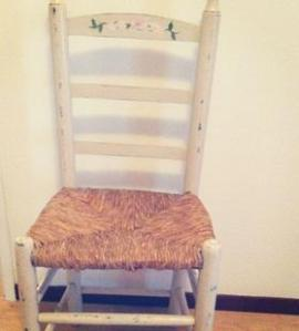 makeuptafel stoel