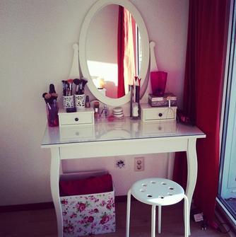 A girls dream came true - Decoratie slaapkamer tiener meisje ...